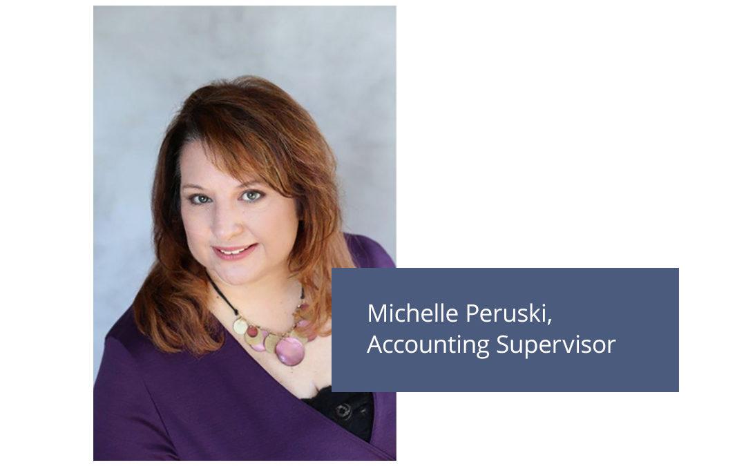 Team Spotlight: Michelle Peruski